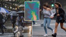 'Heaviest rain in years': Massive deluge to hit Australia's east coast