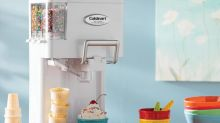 This ice cream maker is a great way to keep kids entertained – and it's almost half off right now