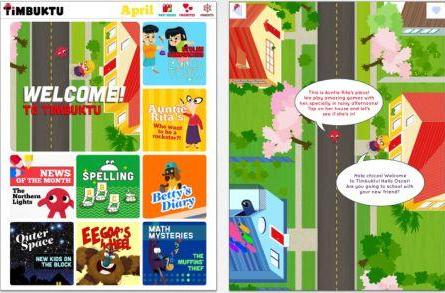 Kids' iPad magazine Timbuktu rethinks in-app purchasing model