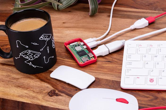 Raspberry Pi packs more power into its $15 Zero 2 W board