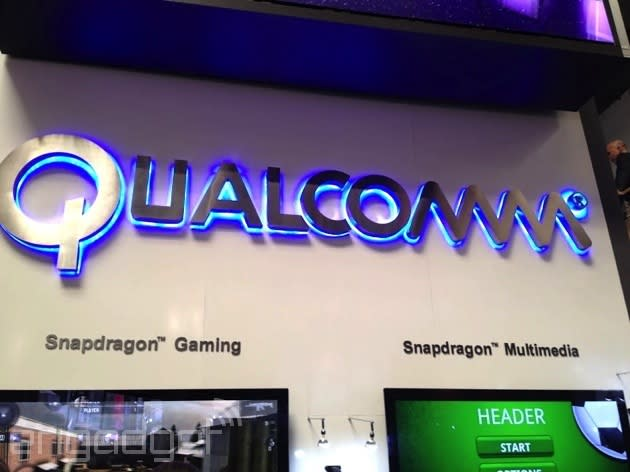 Qualcomm updates its top-end chip, reveals future 64-bit and octa-core Snapdragons