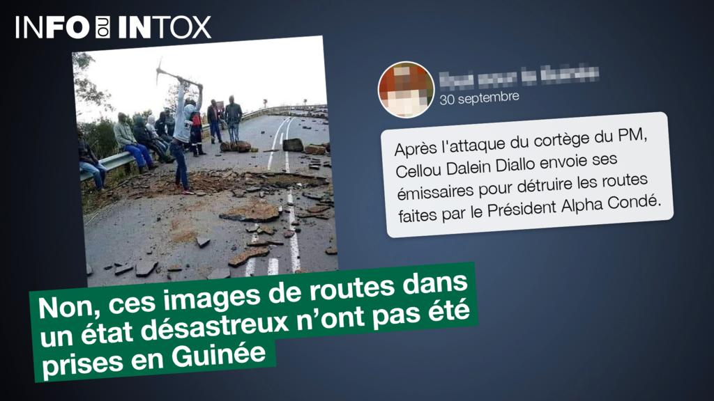 Info ou Intox : à l'approche de la présidentielle en ...Les Ondes De Guinee