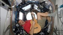 """Kanadischer Astronaut scherzt über Umbenennung in """"Marsianer"""""""