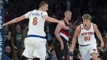 Don't look now, but the Knicks might be fun again