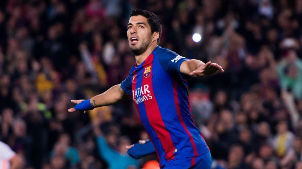"""Barca-Coach Luis Enrique: """"Suarez ist der beste Stürmer der Welt"""""""