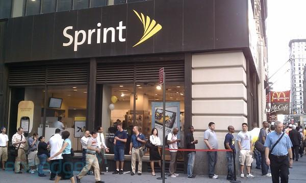 Sprint reports $760 million net loss for Q2, slightly less than expected