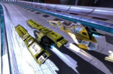 Check out WipEout HD's soundtrack - don't like it? Use your own!