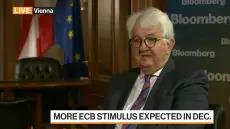 ECB's Holzmann: Right to Assume Lagarde Signaled More Stimulus