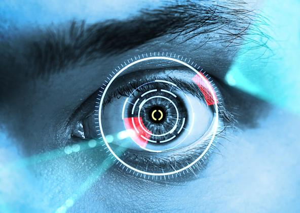 Scientists create ultra-thin membrane that turns eyes into lasers
