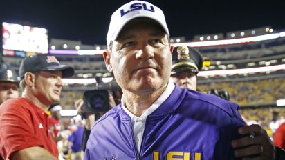 Accusations surface from Miles' time as LSU coach