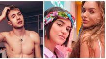 'BBB20': Manu e Rafa deixam escapar que tem ex em comum e Léo Picon revela já ter ficado com as duas