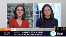 Newell Brands Signal Weak Outlook 2019 Fiscal Year