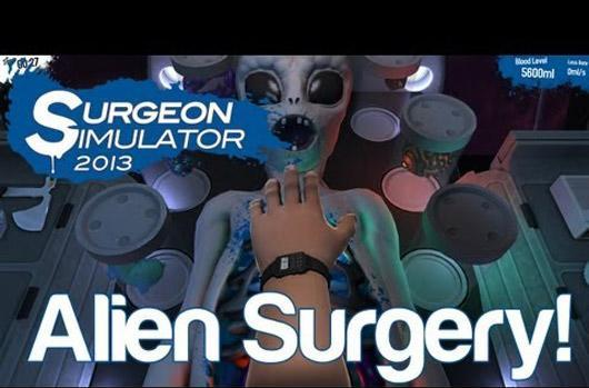 Surgeon Simulator fans crack ARG, unlock alien surgery mission