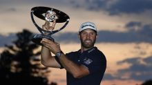 Dustin Johnson reclaims world No 1 with stunning victory