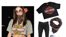 Steal her style: Der rockige Coachella Festival Look von Taylor Hill