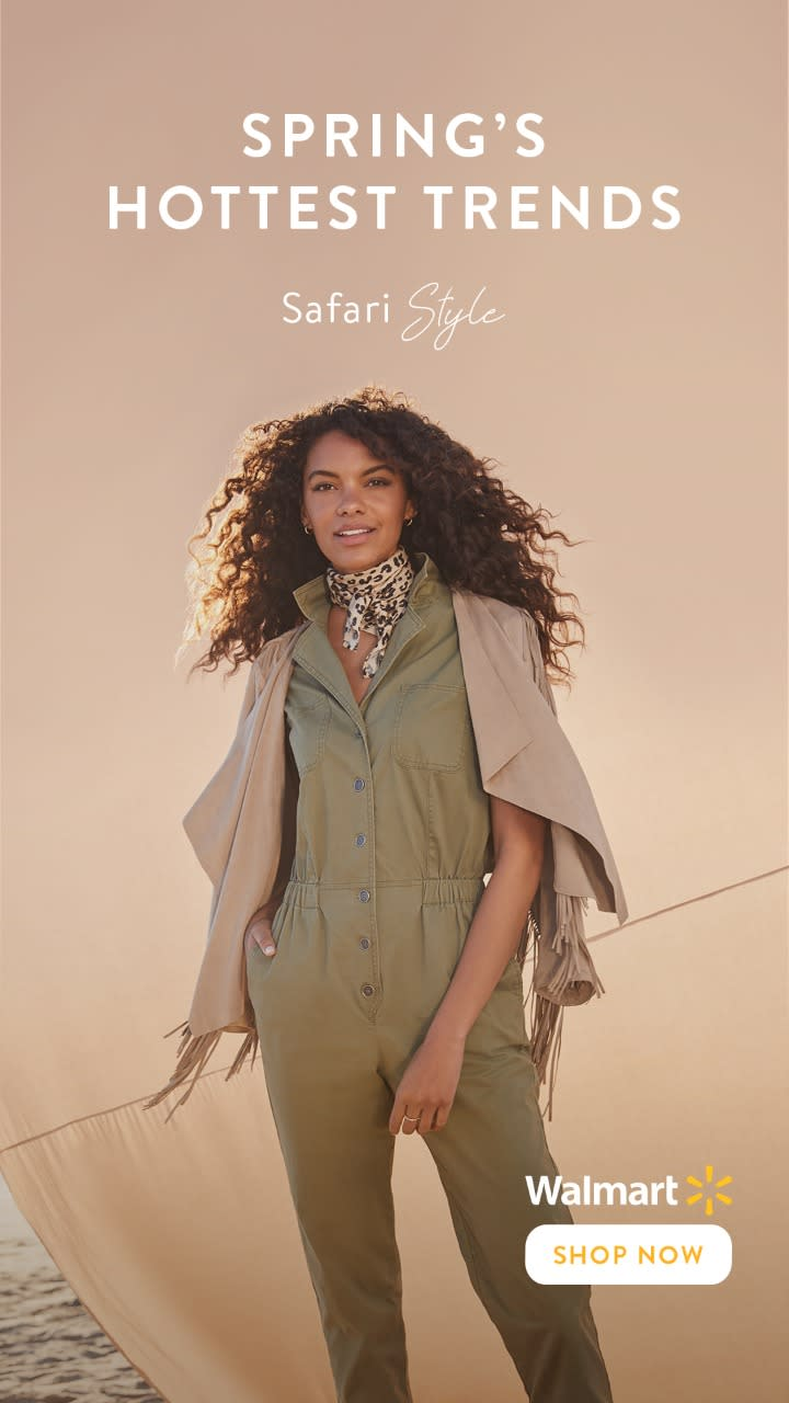 Spring's Hottest Trends Safari Style