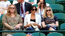 'Meghan Markle disappointed by reaction to selfie gate at Wimbledon'