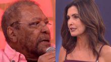 Fátima Bernardes responde a Martinho da Vila sobre assédio: 'Quando se sente invadida'
