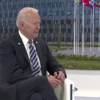 Biden to NATO: I want Europe to know the U.S. is there