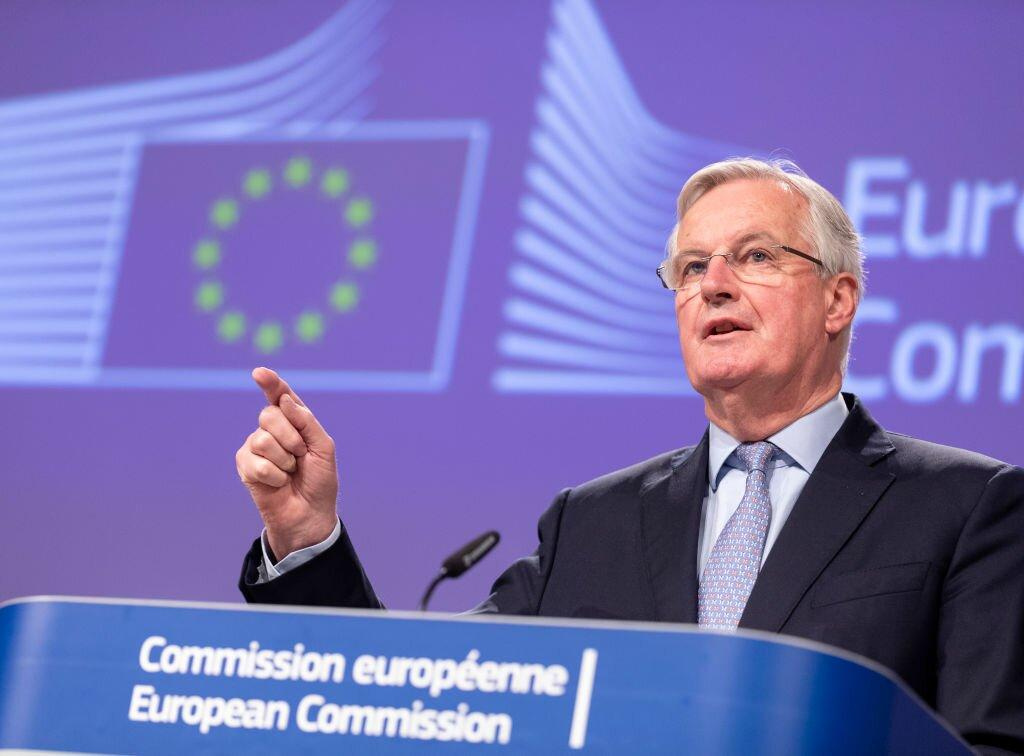 EU's chief Brexit negotiator has coronavirus