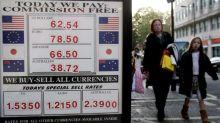 """La libra cae un 0,5 % tras el rechazo unionista a lo que se negocia del """"brexit"""""""