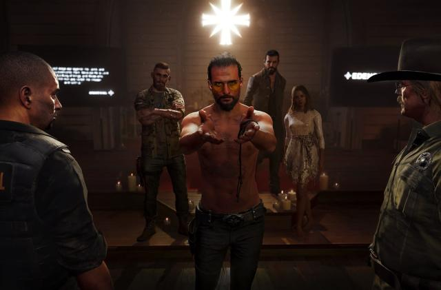 'Far Cry 5' is deeper than you think