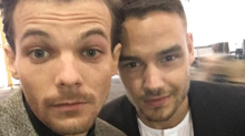 Louis Tomlinson admits he and Liam Payne used to steal golf carts