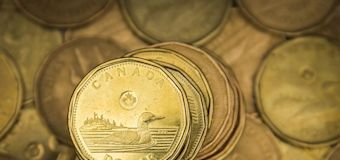 Loonie flirts with 80 cents U.S.