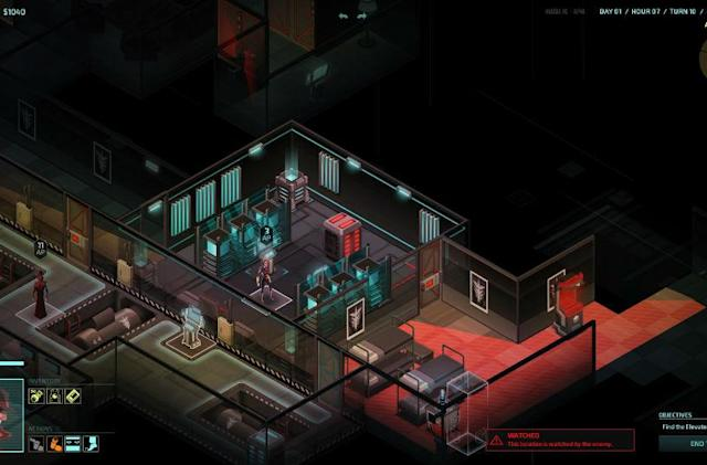 JXE Streams: Klei indoctrinates us into 'Invisible, Inc.'