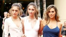 Sophia, Sistine, and Scarlet Hit the Golden Globes: All About the Stallone Sisters