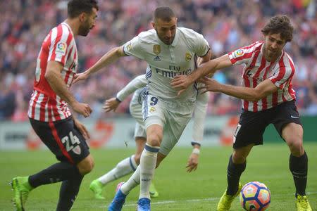 Real Madrid v Athletic Bilbao- Spanish Liga Santander