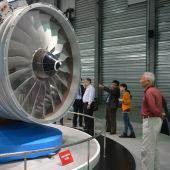 Wheels up for China's new aero-engine group