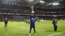 Manchester United's Pogba helps ease burden of world record price tag