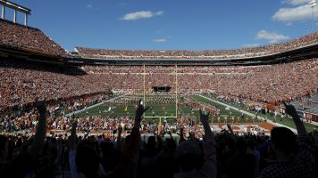 Texas donor's son fully behind field re-naming