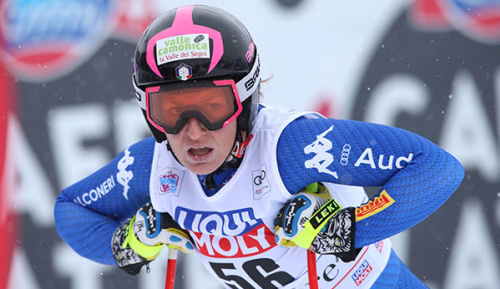 Ski Alpin: Elena Fanchini leidet an Tumor