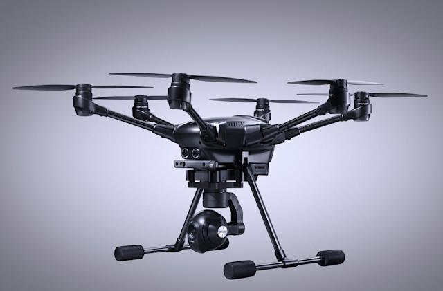 Yuneec's 3D-sensing drone is available for pre-order