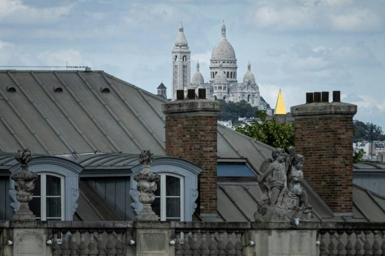 The Goutte d'Or is a stone's throw from the emblematic artists' quarter of Montmartre and its famous Sacre Coeur basilica in Paris's touristy 18th arrondissement, but a world apart