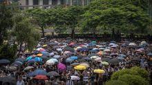 El Metro de Hong Kong cerrará sin aviso cuando haya violencia en protestas