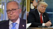 Larry Kudlow details plans for Trump's middle-income tax cut