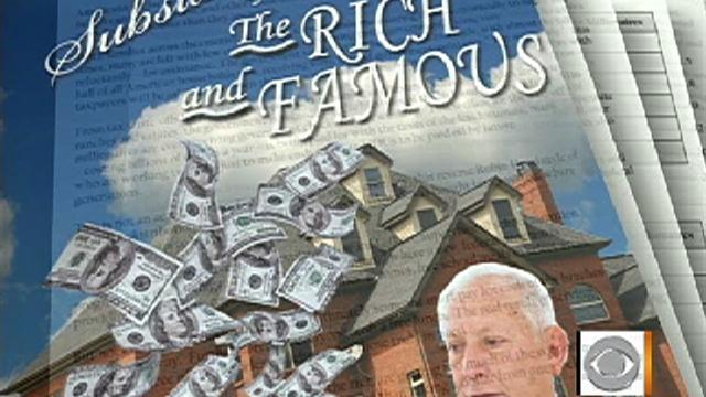 The rich get richer off of govt. subsidies