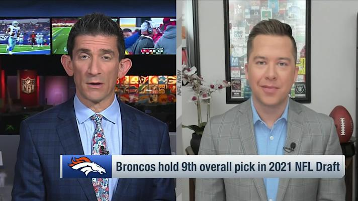 Palmer: Panthers, Broncos have 'wild-card' dynamic with pick Nos. 8, 9 in 2021 NFL Draft