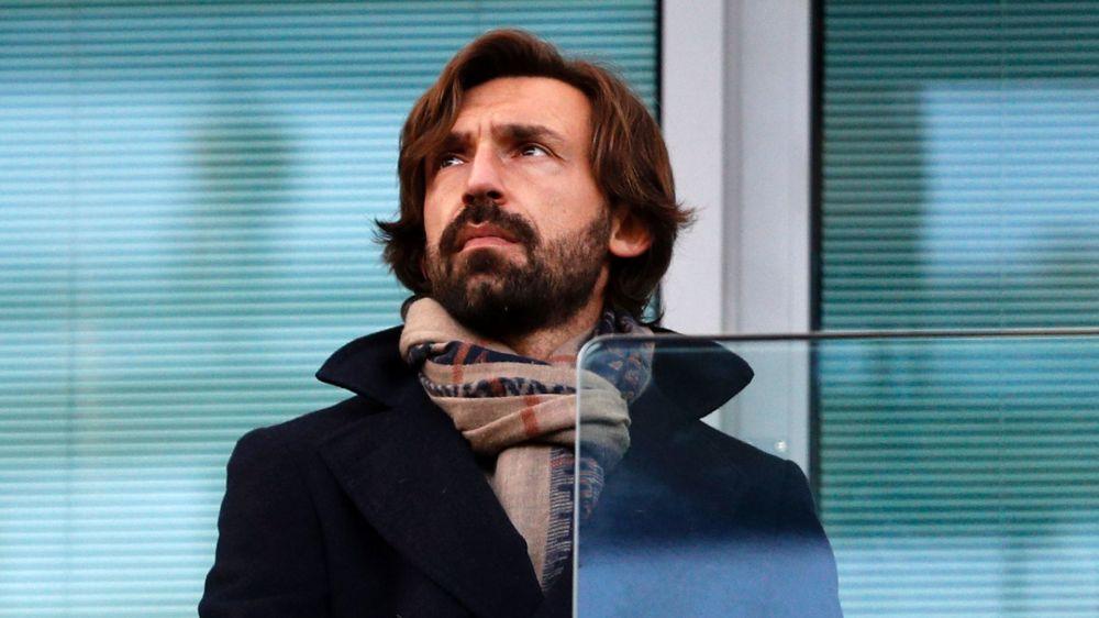 Chelsea, Pirlo adjoint de Conte ?