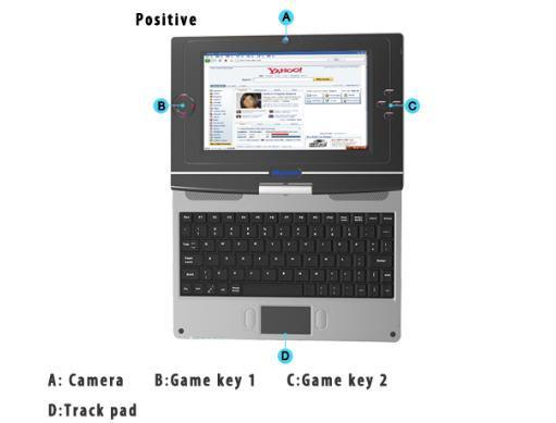 Skytone debuts ARM-based, Android-powered netbook / tablet