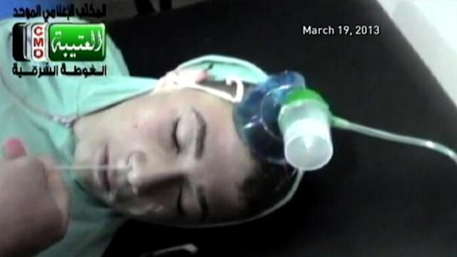 White House Says Syria Used Sarin Gas on Its Own People