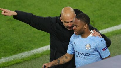 Raheem Sterling: Pep Guardiola explains why Man City winger has been dropped