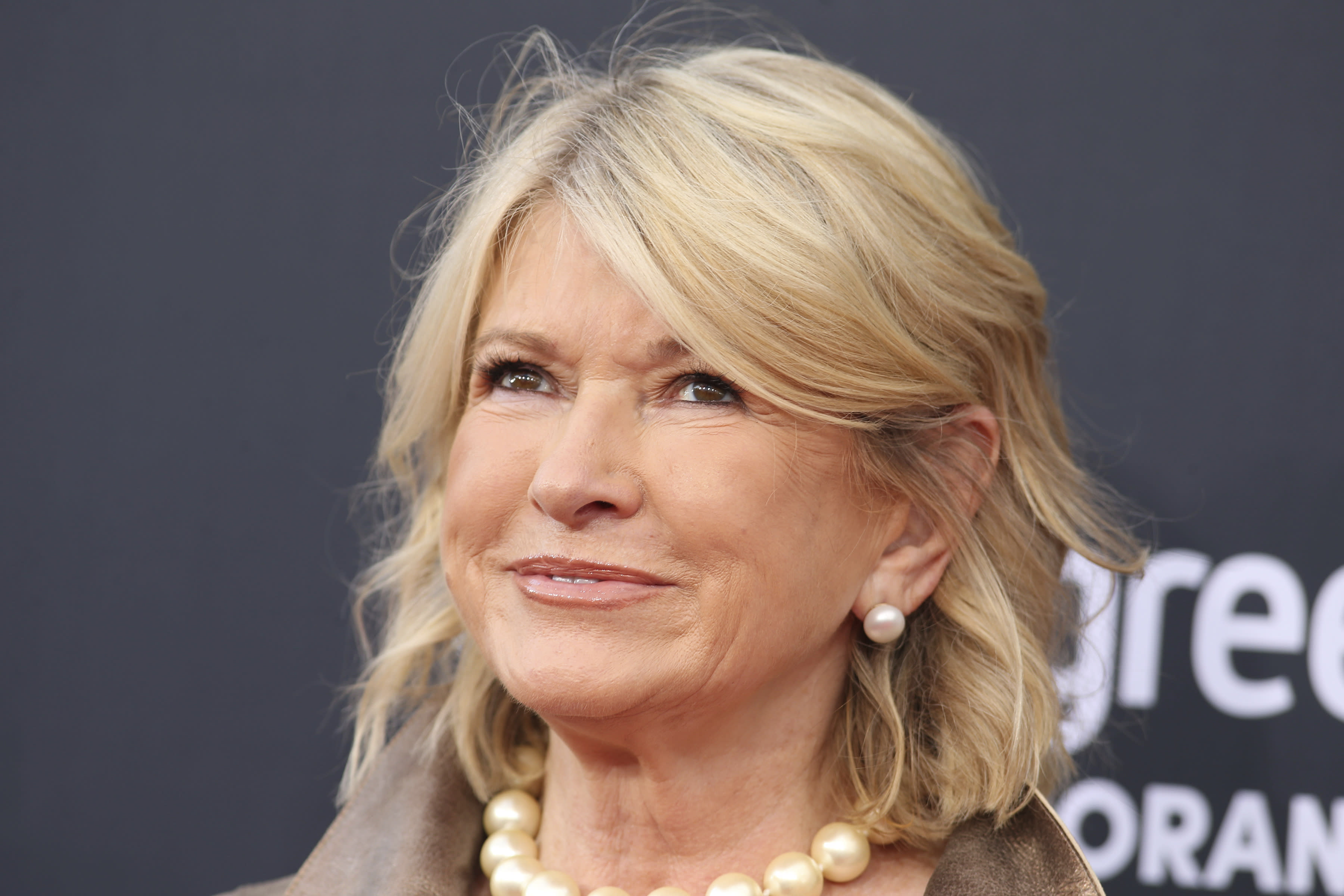 Martha Stewart gives a boost to the cannabis industry