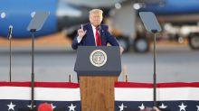 El gobierno de EE.UU. aboga por Trump frente a una mujer que le acusa de violación