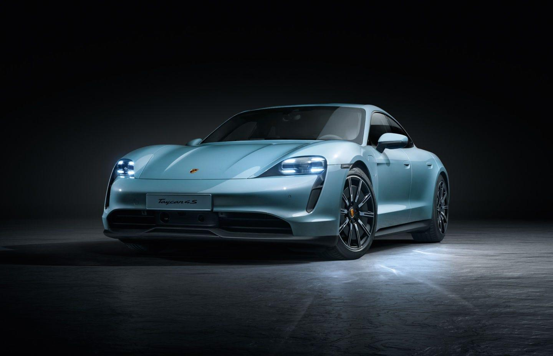 Porsche unveils Taycan 4S, a new $103,000 entry-level EV for 2020