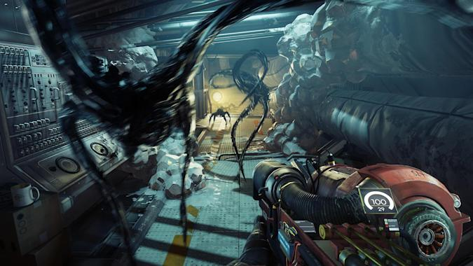 Bethesda's chilling 'Prey' reboot arrives on May 5th