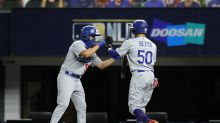 MLB playoff updates: Dodgers rout Padres to sweep series, move on to NLCS